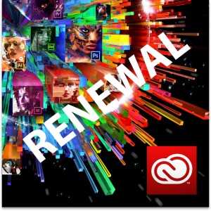 Adobe Creative Cloud for teams - All Apps MP ML (+CZ) EDU BTS Promo Renewal L-1 1-49 Named