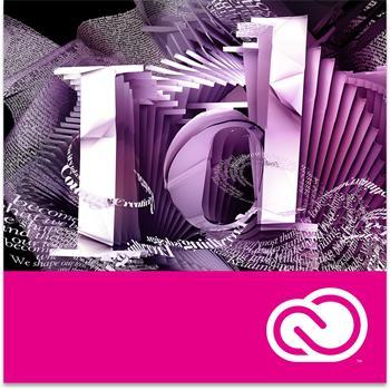 Adobe InDesign CC MP ML (+CZ) EDU BTS Promo Renewal L-1 1-49 Device