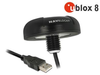 Navilock NL-8004U USB 2.0 Multi GNSS přijímač u-blox 8 4,5 m