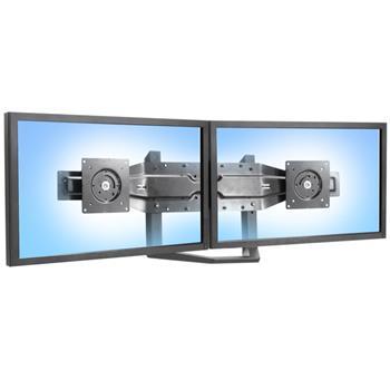 ERGOTRON Dual Monitor & Handle Kit - pro interaktivné rameno na 2LCD