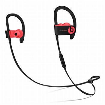 Apple Beats Powerbeats 3 Wireless In-Ear Headphones - Siren Red