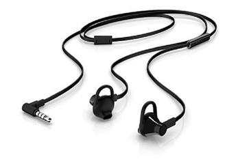 HP špuntová sluchátka 150 - černá