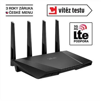 ASUS RT-AC87U, Dvoupásmový bezdrátový gigabitový router AC2400