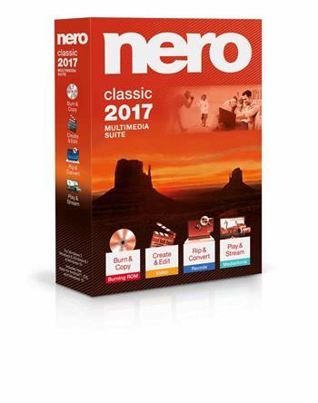 Nero 2017 Classic - CZ