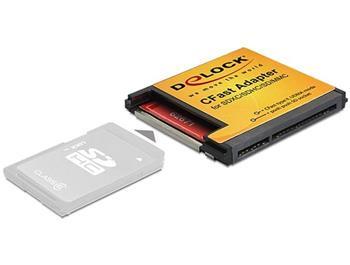 Delock CFast adaptér pro SDXC / SDHC / SD paměťové karty