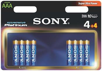 Sony alkalická baterie