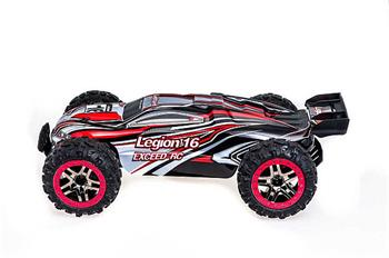 RCBUY - auto na DO Storm X Truggy Red (8306G)
