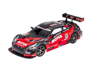 RCBUY - auto na DO Nissan GT-R Black/Red (8005G)