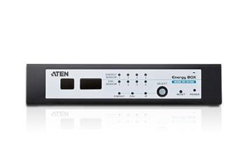 Aten 4x4 1U ENERGY BOX W/VDE ADP+C14 PW CORD