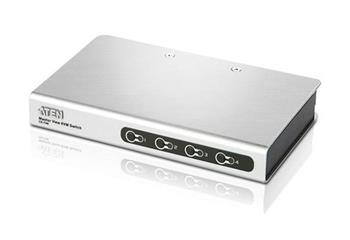 ATEN 4-Port PS/2 VGA Slim KVM Switch