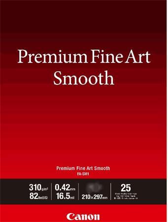 Canon A2 fotopapír Premium FineArt Smooth A2 25 sheets