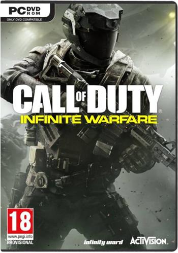 Activision Studios PC hra Call of Duty: Infinite Warfare