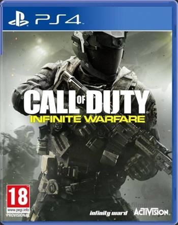 Activision PS4 Call of Duty: Infinite Warfare