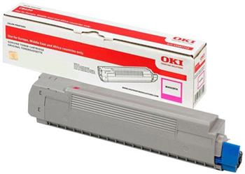 !! AKCE !! OKI Magenta toner do C833/843-10K