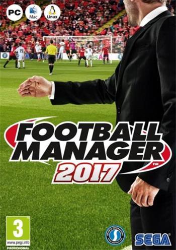 Sega PC hra Football Manager 2017