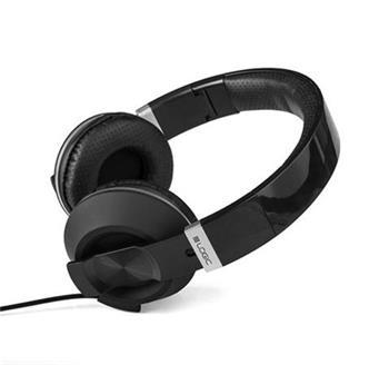 Modecom Logic MH-8 sluchátka s mikrofonem, černá