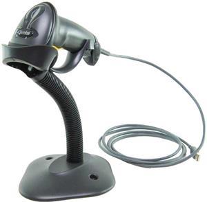 Čtečka Motorola DS4308 2D snímač, USB kabel, stojánek, černá