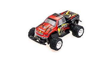 RCBUY - auto na DO Rock Racer Buggy Red (L343)