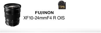Fujifilm FUJINON XF10-24mm F/4 R OIS