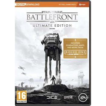 Electronic Arts PC hra Star Wars Battlefront (Ultimate Edition)