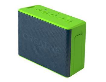 CREATIVE repro MUVO 2C GREEN (bluetooth zelené)