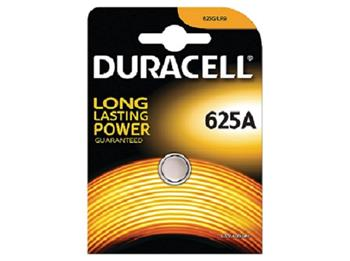 DURACELL Baterie - 625A Knoflíková baterie, 1,5 V