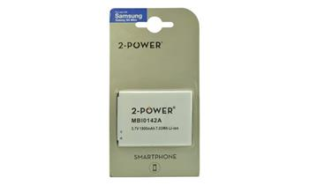 2-Power Baterie - pro Samsung galaxy S4 Mini 3,7V, 1900mAh