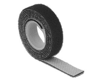 Delock Hook-and-loop fasteners L 1 m x W 13 mm roll black