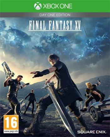 Square Enix Xbox One hra Final Fantasy XV