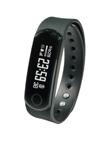 Aligator Bluetooth Smart fitness náramek Q-Band Q-66HR