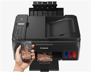 Canon PIXMA G4400 - PSCF/WiFi/AP/ADF/CISS/4800x1200/USB +inkoust