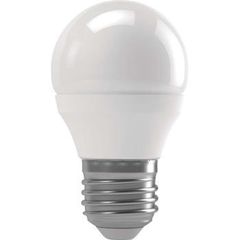 Emos LED žárovka MINI GLOBE, 6W/46W E27, NW neutrální bílá, 570 lm, Classic A+