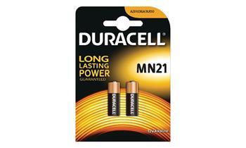 DURACELL Baterie - pro digitální fotoaparát 12V, 2 Pack, nenabíjecí