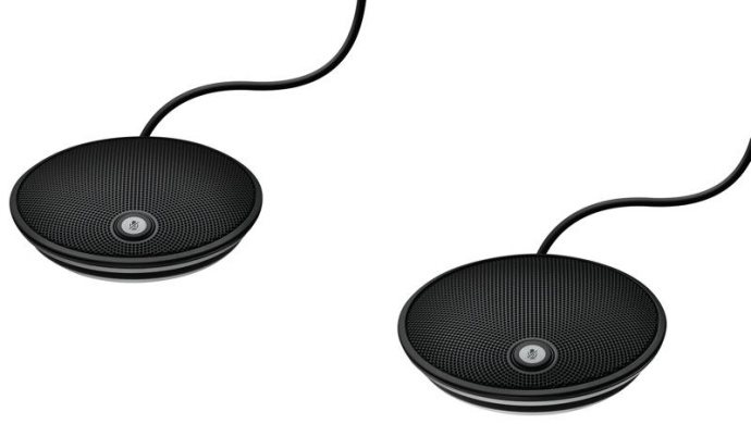 Logitech Mikrofon Group Expansion Microphones for Video & Audio Conferencing
