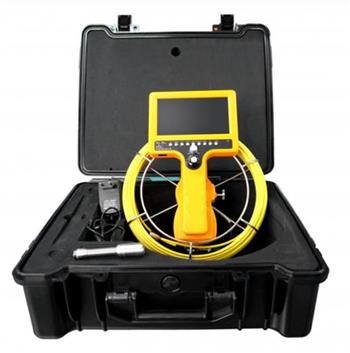 CEL-TEC PipeCam 30 Verso - inspekční kamera, SD/SDHC, LCD 7