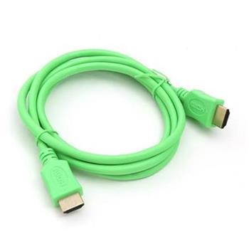 OMEGA KABEL HDMI v.1.4 bulk zelený 1.5m
