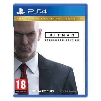 Square Enix PS4 hra Hitman: The Complete First Season Steelbook