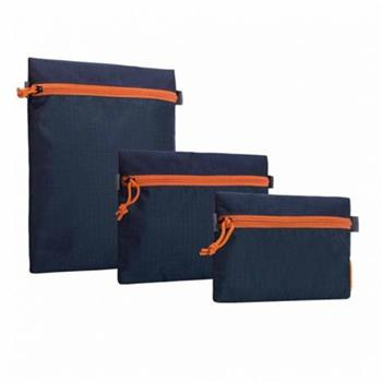 Crumpler Zip Set - dark navy/carrot