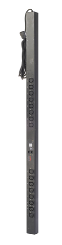 APC Rack PDU, Switched, Zero U, 10A, C14->(16) C13