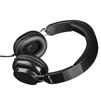 Modecom Logic MH-3 sluchátka s mikrofonem, 3,5mm konektor, 1,5m kabel, černá