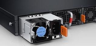 Dell Power Supply 200W Hot Swap with V-Lock adds redundancy to non-POE N3000 series switches Customer Kit
