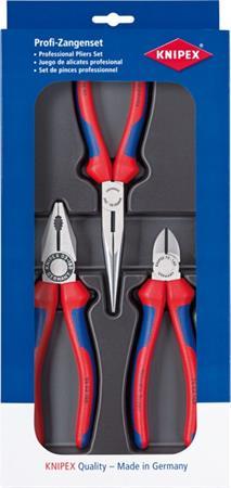 Knipex 00 20 11 - Sada montážních kleští