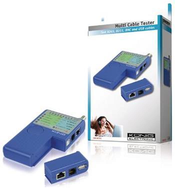 König CMP-RCT21 - LAN Kabel Tester