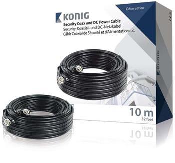 König SAS-CABLE1010B - CCTV Cable