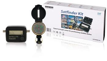 König SATFINDER-KIT - Satelitní Měřič Síly Signálu