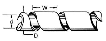 Fixapart SWB KS-12 - Kabelové Bužírky 65 mm 10.0 m Transparentní