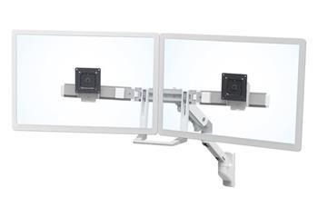 ERGOTRON HX Wall Dual Monitor Arm, nástěnné rameno pro 2 monitory až 32