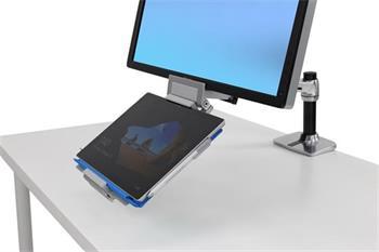 ERGOTRON Tandem Tablet Holder, universální držák na tablet, přídavný k ergotron držákům
