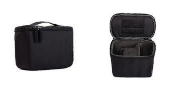 Crumpler The Inlay Zip Pouch XS - black
