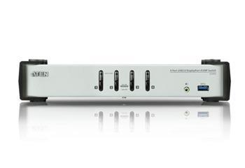 ATEN 4-Port USB 3.0 DisplayPort KVMP Switch
